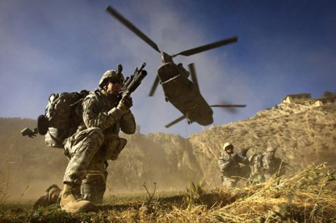 Small wars focus has undermined the U.S. Army's readiness for major conflicts