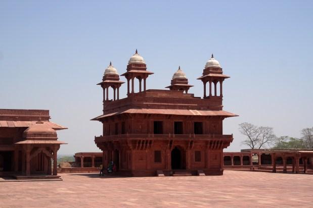Fatehpur Sikri, Inde - www.worldtrips.fr