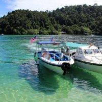Malaysian Borneo: Tunku Abdul Rahman Park
