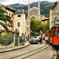 Mallorca: Riding the Tren de Soller