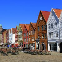 Norway: Wandering in Bergen