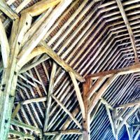 England: Wandering through Croxley Great Barn