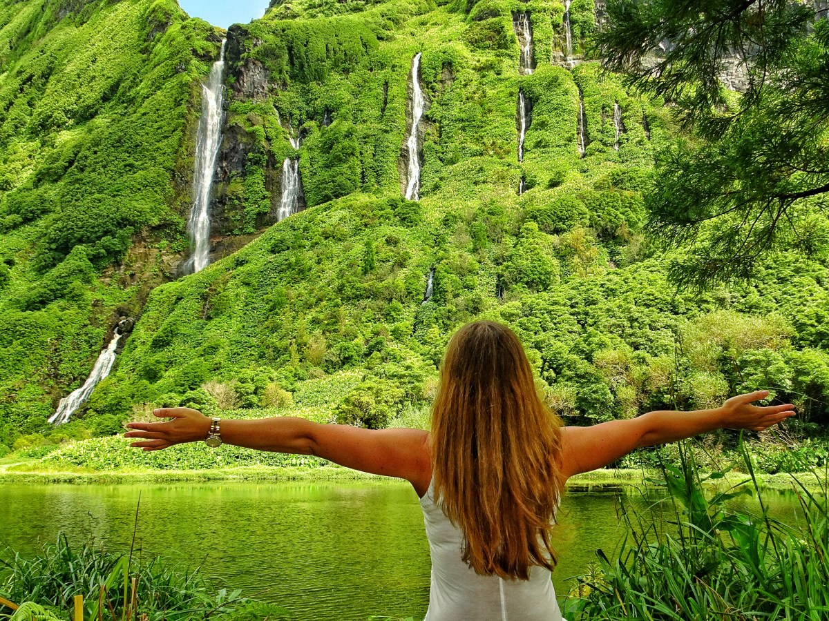 The most beautiful places you must see in Flores, Azores