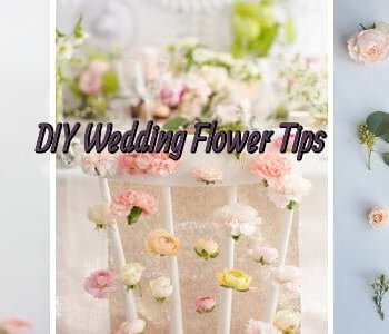7 Amazing Tips for DIY Wedding Flowers