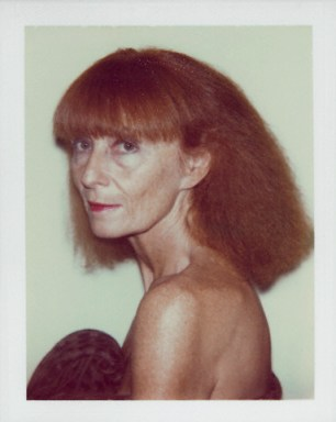 sonia rykiel by warhol Belle en Rykiel   The Sche Report / Margaret Sche