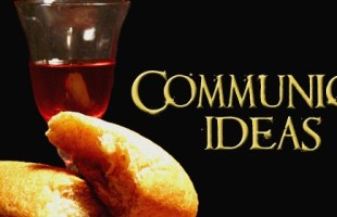 communion ideas