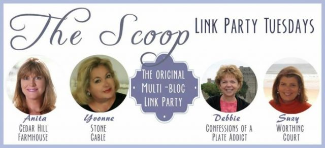 The Scoop Link Party