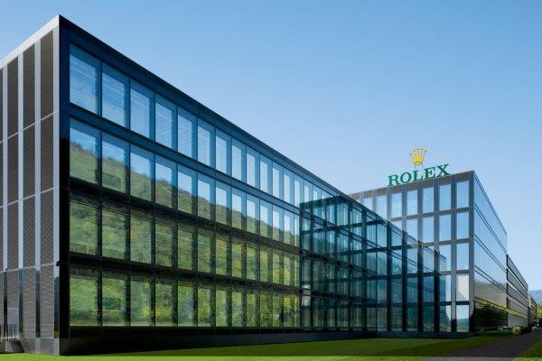 Rolex factory