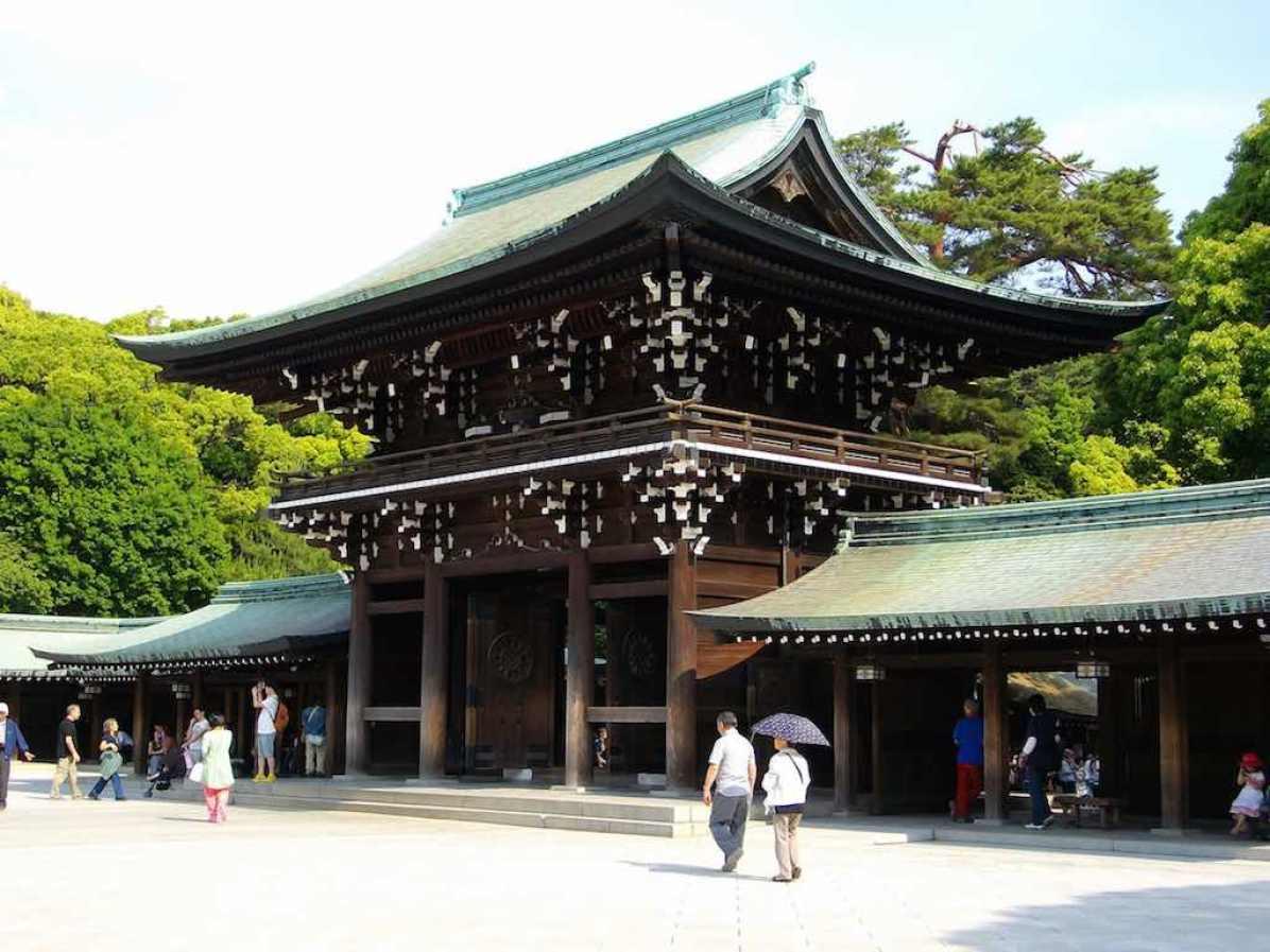Meiji Shrine, Tokyo - by Shizuka Sama:Flicker