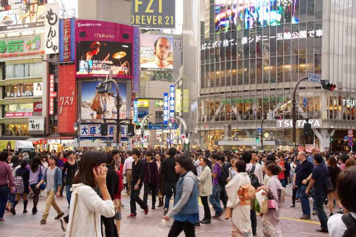 Shibuya, Tokyo - by Yoshikazu TAKADA:Flicker