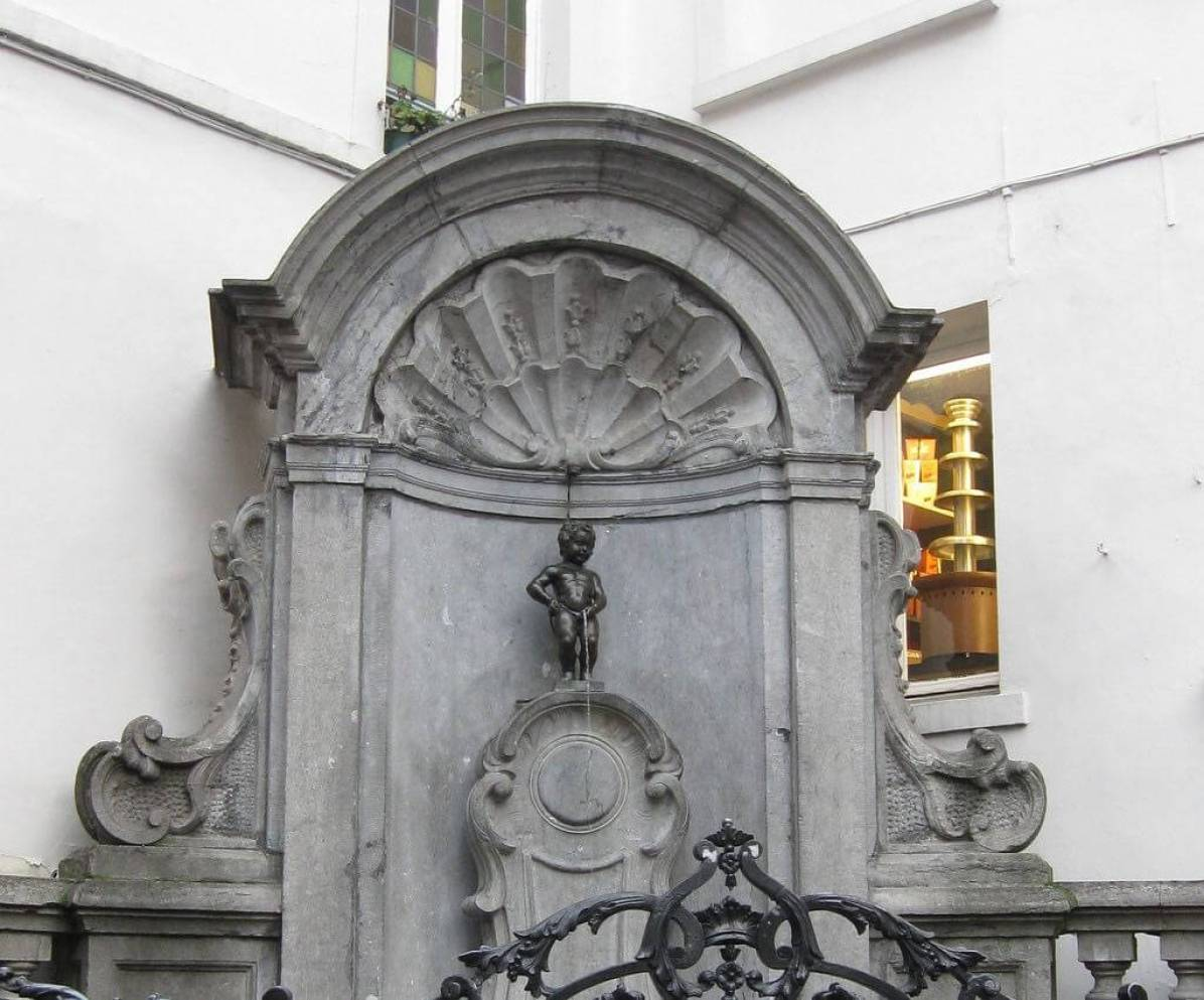 Manneken Pis, Brussels - by Enrique Fernández - quique_fs:Flickr