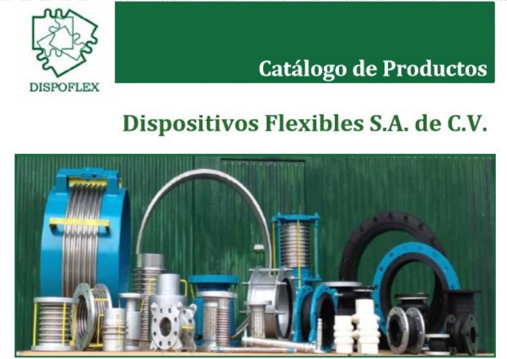 Catalogo de Productos Dispoflex