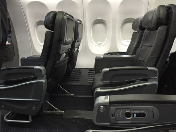 aa new seats