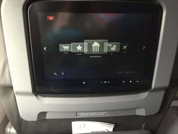 american new seats configuration boeing 737