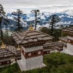 Panoramic Bhutan