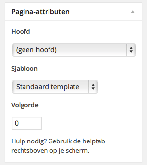 subpage