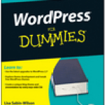 WordPress For Dummies 2nd Ed. On Bookshelves