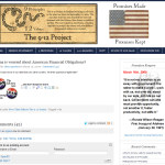 The 912Project Website In Action