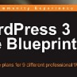 New WordPress Book - WordPress 3 Site Blueprints
