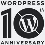 WordPress 10th Anniversary