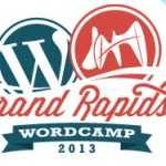 I'll Be At WordCamp Grand Rapids 2013