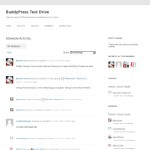 A New Website For Test Driving BuddyPress