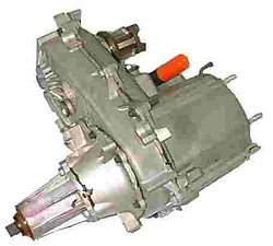 NP231 Transfer Case