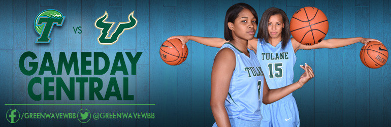 WBB Set for Fat Tuesday Showdown at No. 22 USF