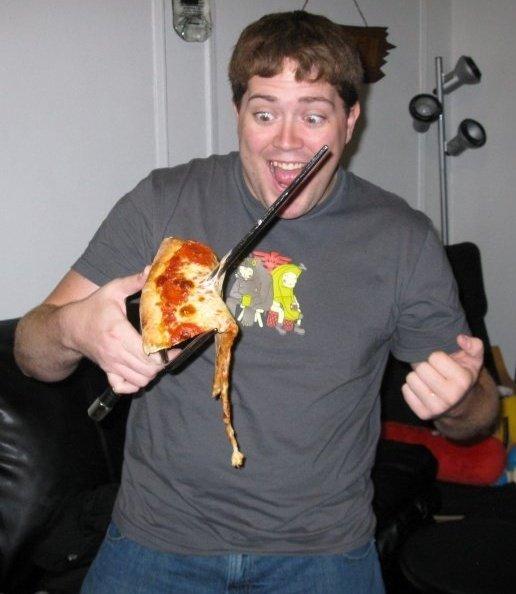 Remedy enjoys Ninja Pizza