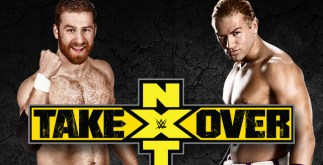 Sami Zayn vs Tyler Breeze