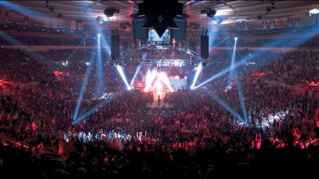 WWE At MSG: U201cNostalgia Is More Powerful Than Heroinu201d