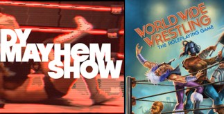 Indy Mayhem Show 96: Nathan Paoletta of World Wide Wrestling RPG