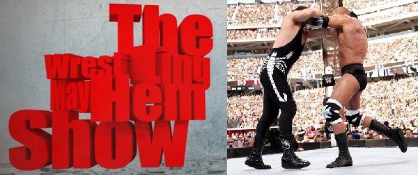 money in the bank - wrestling mayhem show - wrestlemania