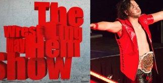 wrestling mayhem show - nakamura nxt