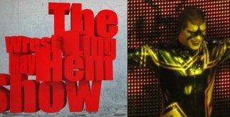 wrestling mayhem show - stardust