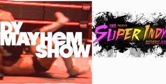 IWC Super Indy 15 - Indy Mayhem Show