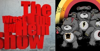 Wrestling Mayhem Show 556: Very Violent Care Bear