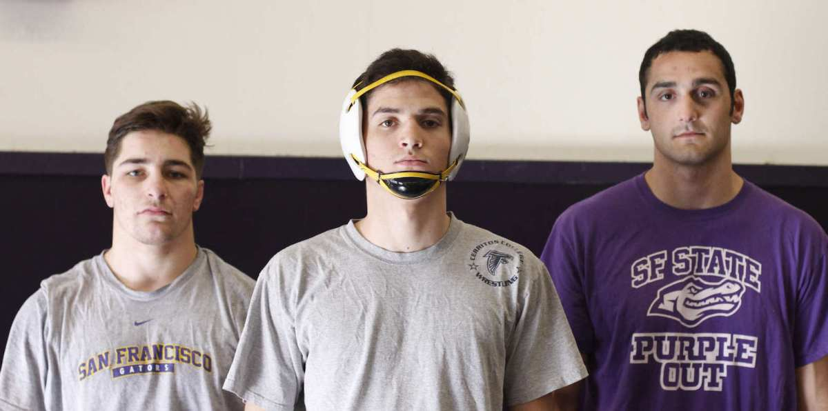 Walk-on Wrestler Becomes First SF State Wrestler to Head to Nationals in 15 Years