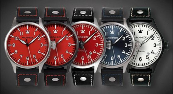 Archimede Pilot 42 RBW Family