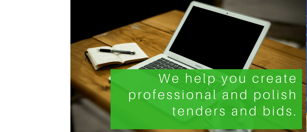 Write a Tender works for tenders success