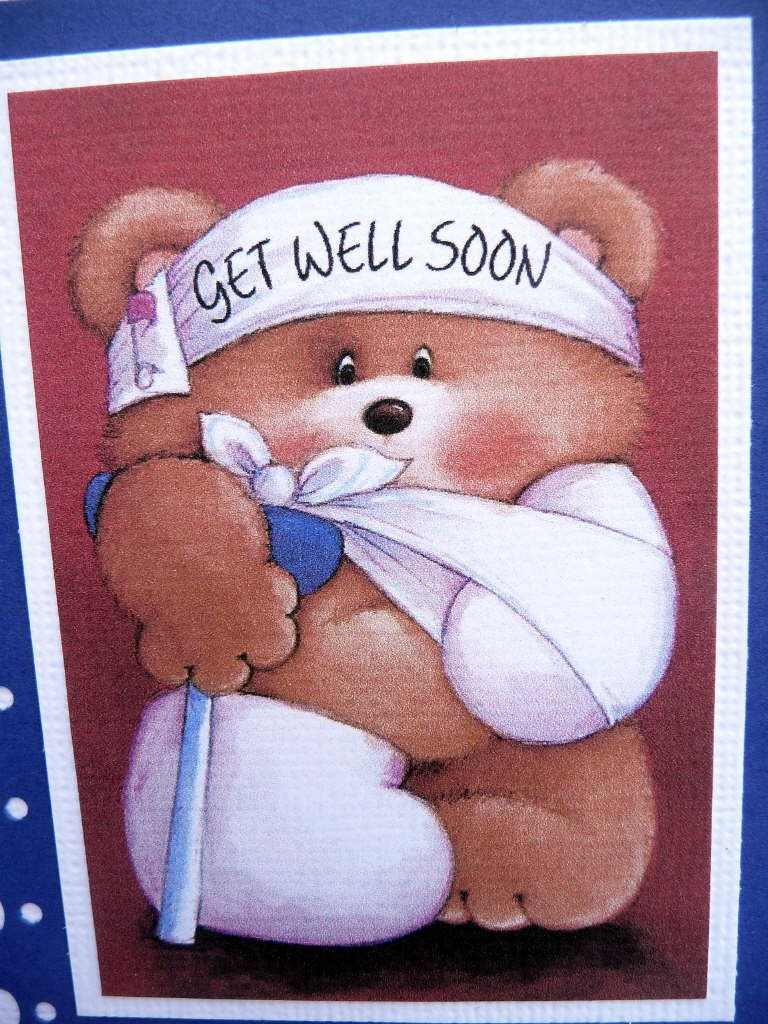 Write a get well card example