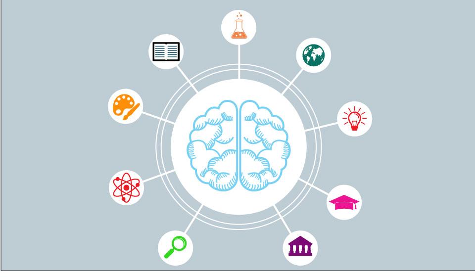 types of intelligence, multiple intelligence tests, Howard Gardner, logical thinking, creativity