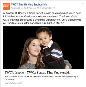 YWCA Social Media