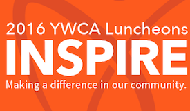 YWCA: web content, email campaign, social media, and print