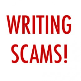 Writing Scams Self Employed Workers