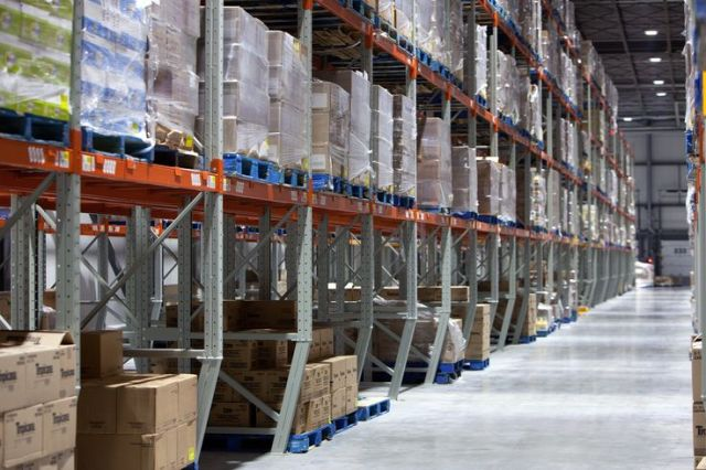top distribution centers