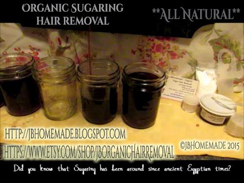 picture of homegrown organic products