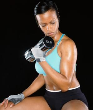 lifting weights helps with losing weight