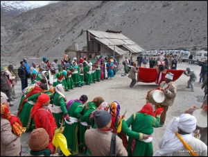 The Valley see people only once a year during celebration of Someshwar devta festival- Jadung Valley