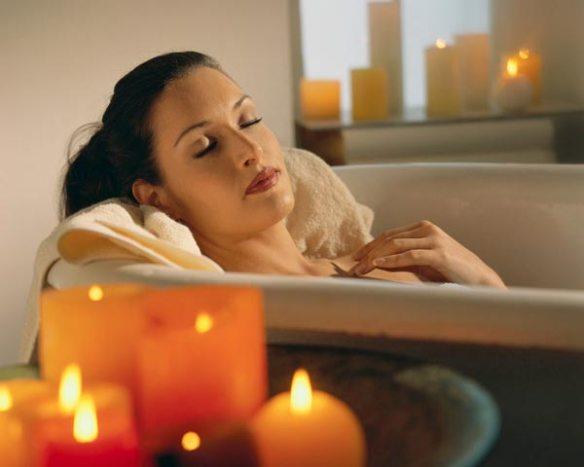 himalayan salt bath detox